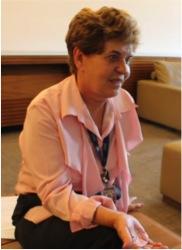 Nina Vieliczko conta sua experiência profissional. Foto: Cacá Junqueira
