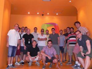 Equipe do portal Terra.com.br Foto: Divulgação