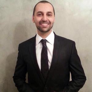 Marc Tawil, que trabalha com comunicação corporativa Foto: Divulgação