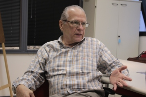 Marcelo Lefèvre fala sobre a questão comportamental do candidato na hora da entrevista Foto: Vitor Nery