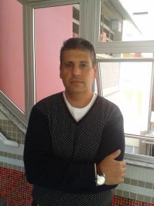 Fábio Sérgio Teixeira Bouéri, professor de assessoria de imprensa da ESPM - SP